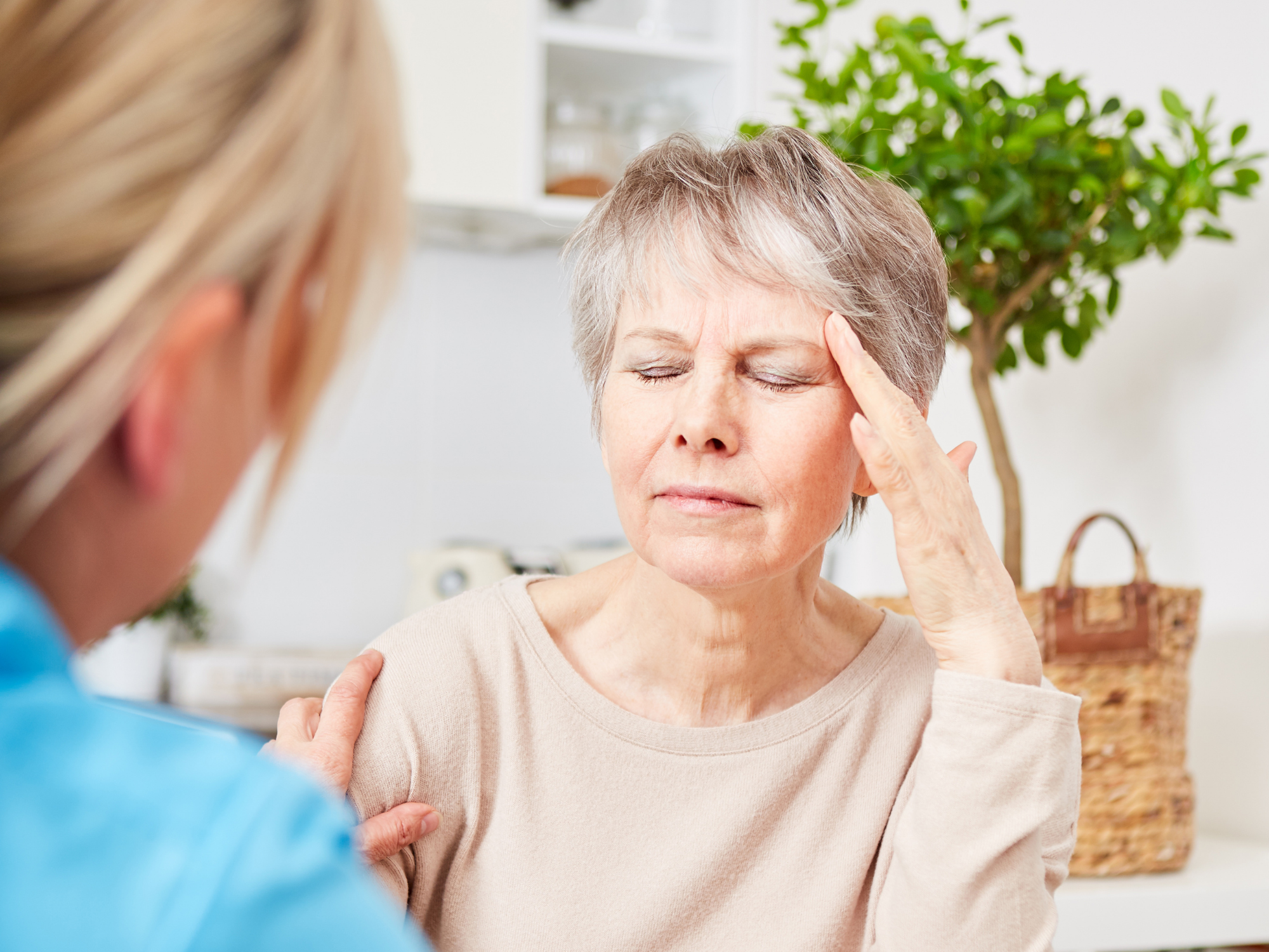 Could your eyes show signs of Alzheimer's disease?